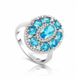 Кольцо из серебра 105122