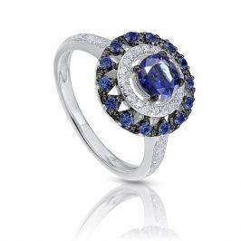 Кольцо из серебра VALTERA 105949