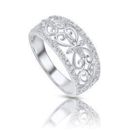 Кольцо из серебра VALTERA 105868