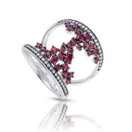 Кольцо из серебра VALTERA 105906