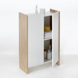 Тумба для ванной комнаты, 2 дверцы, Banero
