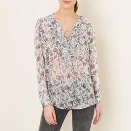 Блузка с рисунком
