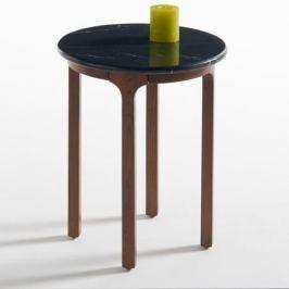 Столик диванный круглый со столешницей из мрамора, Botello