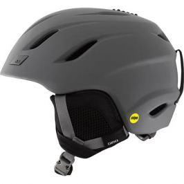 Горнолыжный шлем Giro Giro Nine Mips серый S(52/55.5CM)