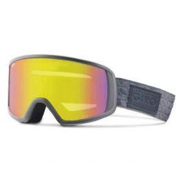 Горнолыжная маска Giro Giro Gaze женская темно-серый MEDIUM