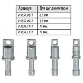 Наконечник для дуг Alexika Lock Tips алюминиевый (11 мм)