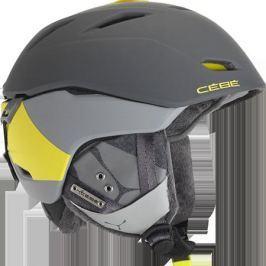 Горнолыжный шлем Cebe Atmosphere Deluxe серый 52/55