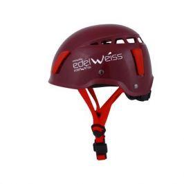 Каска Edelweiss Edelweiss Vertige Junior темно-красный 48X58CM