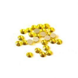 TNL, Стразы 3 мм лимон, 50 шт.