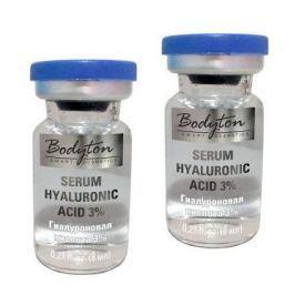 Bodyton, Гиалуроновая кислота 3%, 8 мл+8 мл