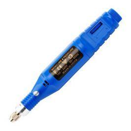 Аппарат для маникюра IRISK, Мобильная машинка ABC, 12W, синяя