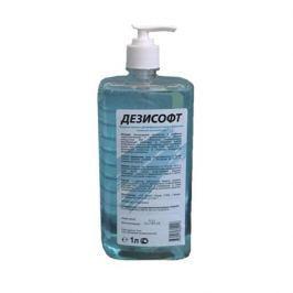 Дезисофт, дезинфецирующее мыло с дозатором, 1000 мл