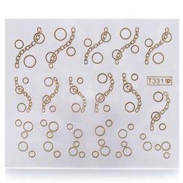 Bluesea, Слайдер-дизайн T331, золото