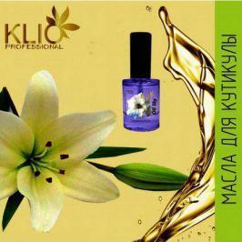 Klio Professional, Масло для кутикулы OiL Lily, 15 мл