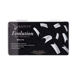 Entity Assorted White Tips (500 шт.)