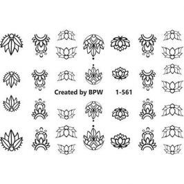 BPW.Style, Слайдер-дизайн Sweetbloom №1-561