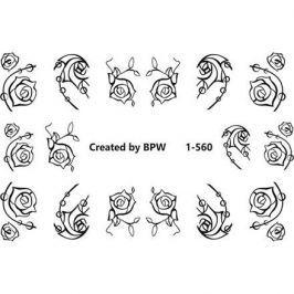 BPW.Style, Слайдер-дизайн «Sweetbloom цветы» №1-560
