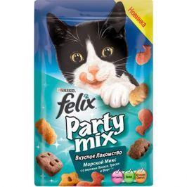 Лакомство для кошек FELIX (Феликс) Party mix Морской Микс 20г