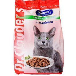 Корм для кошек Dr.Clauder's говядина сух. 15кг