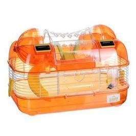 Клетка для грызунов KREDO для хомяков 39х25х27см