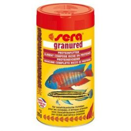 Корм для рыб SERA Granured 250мл