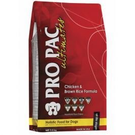 Корм для собак PRO PAC Алтимэйт курица/коричневый рис сух. 2,5кг