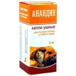 МЕДИТЭР АНАНДИН ушные капли 5мл