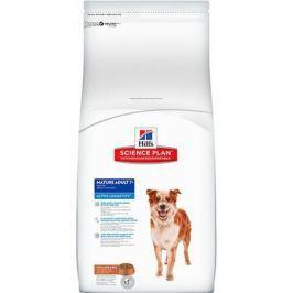 Корм для собак HILL'S Science Plan от 7 лет ягненок, рис сух. 3кг
