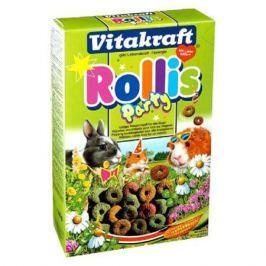 Корм для грызунов VITAKRAFT ROLLINIS для грызунов универсальный сух. 500г