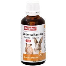 BEAPHAR Витамины для грызунов Lebensvitamine 50мл