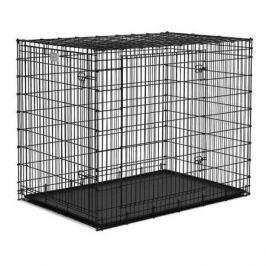 """Клетка для животных MIDWEST Grate """"Ginormus"""" 2 двери 137х94х114см"""