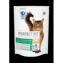 Корм для кошек Perfect Fit для стерилизованных сух. 190г
