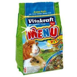 Корм для грызунов VITAKRAFT MENU для морских свинок сух. 400г