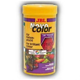 Корм для рыб JBL NovoColor Основной корм в форме хлопьев для особенно яркой окраски рыб 100мл (16г)