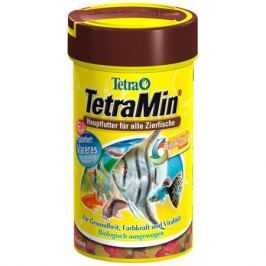Корм для рыб TETRA Min для всех видов рыб в виде хлопьев 100мл