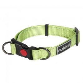 Ошейник для собак RUKKA Bliss 30мм (45-70см) зеленый