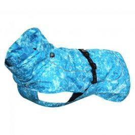 Дождевик для собак RUKKA Drizzle 65см голубой