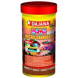 Корм для рыб DAJANA Neon Micro Granules гранулы 100мл