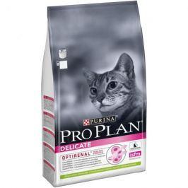 Корм для кошек PRO PLAN с чувствительным пищеварением, ягненок, сух. 3кг