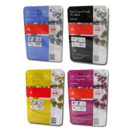 Картриджи ColorWave 600 Cyan/Yellow/Magenta/Black, 500 гр, комплект 4 цвета (7503B007)
