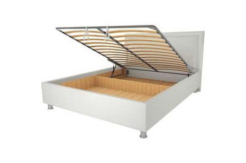 Кровать OrthoSleep Кьянти lite механизм и ящик Сонтекс Милк 80х200 Кровати для спальни
