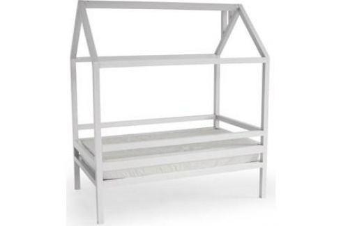 Кровать Anderson Дрима H белая 80x160 Детские кровати