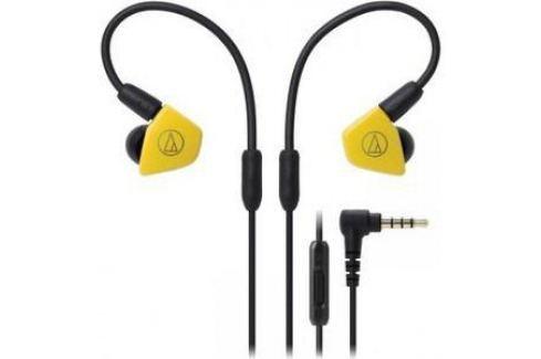 Наушники Audio-Technica ATH-LS50 iS yellow Наушники