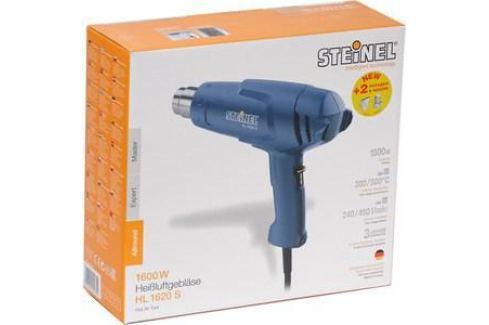 Строительный фен Steinel HL 1620 S + 2 насадки (052751) Фены строительные