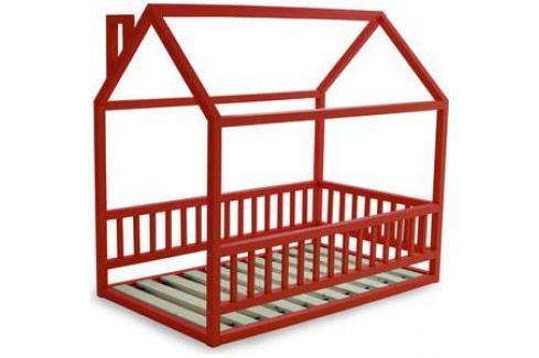 Кровать Anderson Дрима МБ красная 80x190 Детские кровати