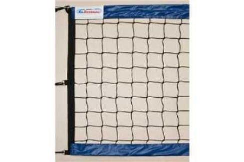 Сетка для пляжного волейбола Kv.Rezac 15015898004, цвет черный Электроника и оборудование