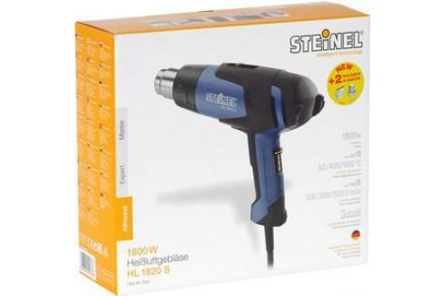 Строительный фен Steinel HL 1820 S + 2 насадки (052768) Фены строительные