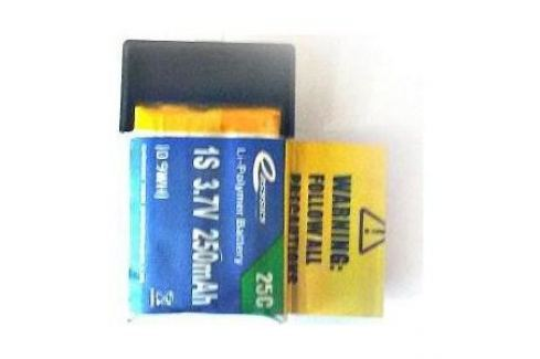 Аккумулятор EasySky Li-Po 3.7В 250мАч (P 38) Аккумуляторы Li-Po, Li-Fe, Li-Ion