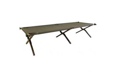 Кровать туристическая раскладушка Митек Люкс (39563) Кровати (складные, надувные)
