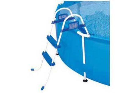 Лестница Bestway для бассейна (58046) / (58329) (0.76 м для моделей 56078, 56059, 56062, 57109) Лестницы